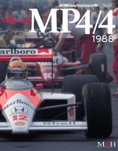 Very rare item!  AYRTON SENNA McLaren F1 Formula 1 HONDA Photograph MP44 GP 1988 JAPAN Limited #f1 #senna