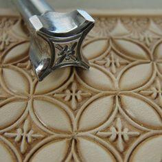 geometric leather patterns - Google Search