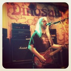 Dinosaur Jr. played a rip-roaring gig at The Gov in Adelaide.  Have a read of what we thought here: