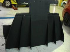 Time Attack & Racing Rear Diffuser Aero
