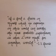 My favorite quote from philosophy