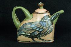 Lisa Naples MXS crow jug