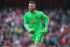 The Spanish outfit have been strongly linked with Manchester United goalkeeper David de Gea