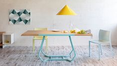 Two-Faced Table | Yanko Design
