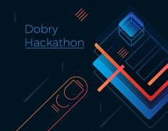 """Check out this @Behance project: """"dobry hackathon"""" https://www.behance.net/gallery/40785385/dobry-hackathon"""