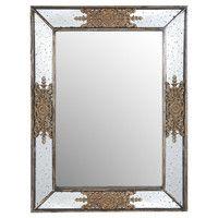 Joss and Main, Gibson wall mirror, $132, 24x32x2.
