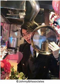JUMPaper Johnny's Web, Asian Beauty, Beautiful Men, Yuri Chinen, Heart, Life, Cute Guys