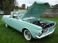 1965 Chrysler Valiant AP6 Ute (Australian)