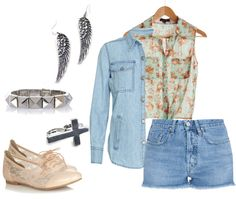 """Sin título #40"" by yijam-lee on Polyvore"