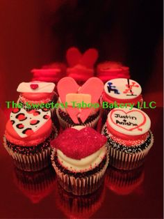 #ValentinesDay #Sweetheart #Love #Diva #Heart #Dance #Bakery #Food #Sweets #Desserts #Animal #Valentines #Holiday