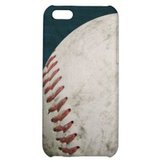 baseball iphone case cover for iPhone 5C