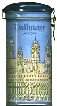Dallmayr Gourmet Coffee, San Sebastian, 17.6-Ounce Specialty Gift Tins (Pack of 2) for only $49.99