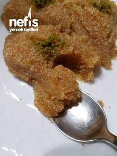 One-to-One Measured Yummy Semolina Halva (with video) - Don& look for another recipe - Y. - One-to-One Measured Yummy Semolina Halva (with video) – Don& look for another recipe – Yu - Healthy Desserts, Easy Desserts, Dessert Recipes, Yummy Recipes, Yummy Food, Turkish Sweets, Food Platters, Iftar, Avocado