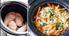 I would like to say that this dish incorporatestwo of my favorite things: slow cooker and cheese. report this ad Let me confess my cheesy love first.I just love how cheese coversevery part of the dish, almost like it's hugging everyone and making sure that no one is left out. And this dish is really …