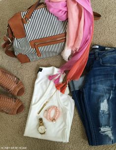 Honey We're Home: Girls' Weekend | Packing Edition