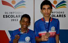 Olimpíadas Escolares: Badminton garante bronze para o MA
