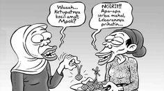 Kartun Benny, Kontan - Juli 2015: Lebaran Prihatin