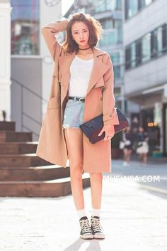 cool Autumn fashion #streetfashion, #ootd, #koreanfashion... by http://www.globalfashionista.xyz/ladies-fashion/autumn-fashion-streetfashion-ootd-koreanfashion/
