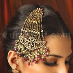 Jhoomer Hair Jewellery