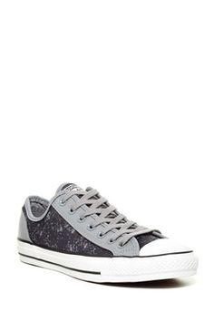 cfa9fc7b9ca423 Printed Overlay Oxford Sneaker Converse Sneakers