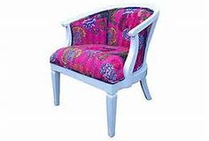 pink upholstered antique chairs - - Yahoo Image Search Results