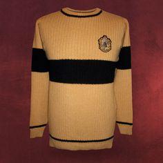 Huffelpuff Quidditch Sweater in S