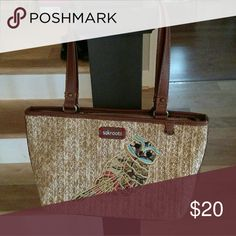 Sak Roots purse Brand New owl design Sakroots Bags Shoulder Bags
