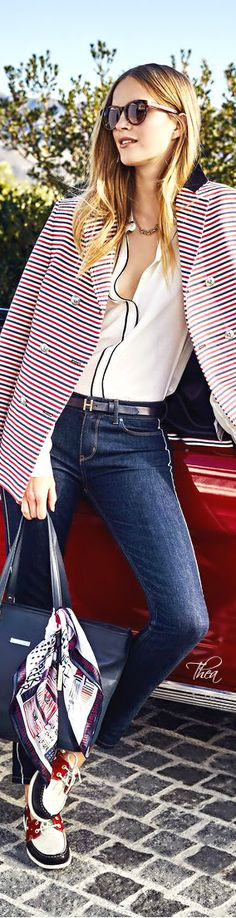 Celebrate The New Season With Tommy Hilfiger s Latest Denim Collection.  Classic Denim with a sense adfb32b02b
