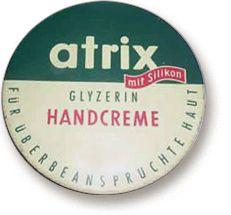 atrix handcreme met glycerine en siliconen - Beiersdorf AG Hamburg