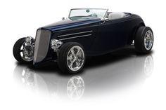 1933 Ford Roadster Goodguys 2012 Hottest Hot Rod Roadster 6.0 liter V8