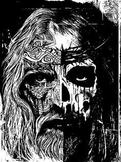 Чернобог / Chernobog / Black God