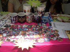 evento del shin osecom de Julio dedicado al anime japones y sus fans   stand de participante de la tienda
