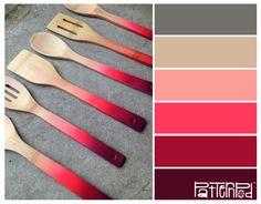 Berry Ombre #patternpod #patternpodcolor #color