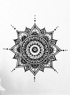 Image result for mandala sun tattoo shoulder