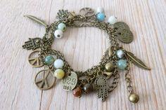3 armbandjes bohemian Livia Jewels #leegverkoop #opheffingsuitverkoop