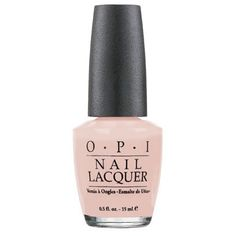 OPI Coney Island - Will be wearing this on my holidays