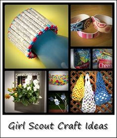 8 Awesome Girl Scout Ideas - Craft Ideas Girl Scouts Will Love