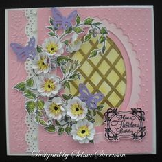 Selma's Stamping Corner and Floral Designs: Have a Fabulous Birthday