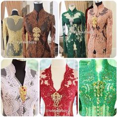 #kebaya #repost #lace #beads #handmade #swarovski #handmade #verakebaya …❤️ (di Rumah Kebaya Vera Anggraini)