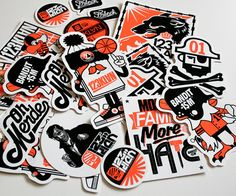 http://www.thedesignwork.com/cool-stickers-design-inspiration/