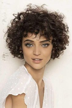 20 Best of Curly Hair Short Hairstyles