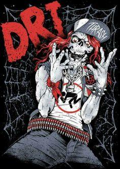 D.R.I. Crossover/Thrash Metal