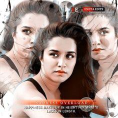 Wireless Wifi Router, Shraddha Kapoor, Cute, Movie Posters, Kawaii, Film Poster, Billboard, Film Posters