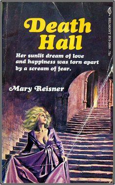 Death Hall by Mary Reisner