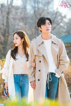 her private life kdrama - Park Min Young and Kim Jae Wook Korean Actresses, Korean Actors, Actors & Actresses, Park Min Young, Long Knit Cardigan, Korean Drama Movies, Korean Dramas, Stylish Suit, Kdrama Actors