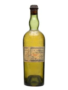Yellow Chartreuse 1940's