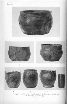 Holger Arbman - Birka ICan page through Birka pottery!