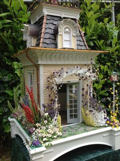 Mary Margret    Table Lamp Dollhouse by JimLarsonDesigns on Etsy, $900.00