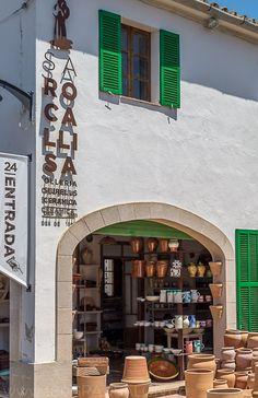 Töpferei Sa Roca Llisa in Pòrtol - Traditionelles Handwerk auf Mallorca - Geheim-Tipp