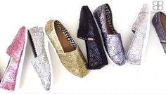 Women's Glitter Slip On Flats $7.49 Assorted Colors — Nannie's Coupon Cafe